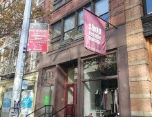 "<strong>347 West Broadway #RETAIL <span style=""color: #449967;"">$30,000</span></strong>"